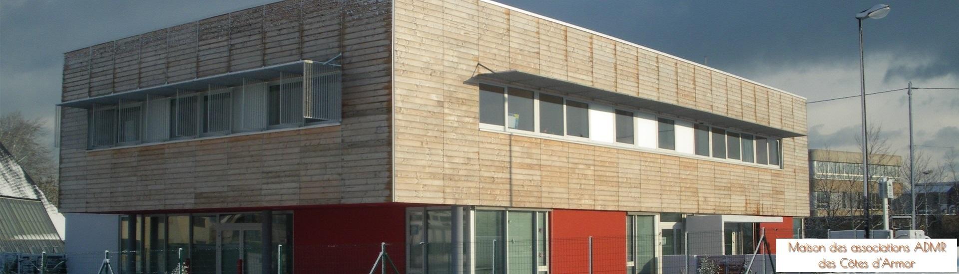 maison des associations ADMR des Côtes d'Armor